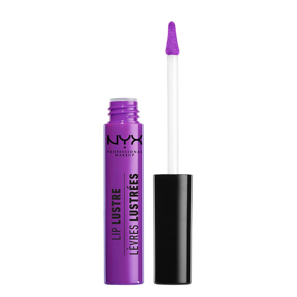 NYX PROFESSIONAL MAKEUP Lip Lustre Glossy Lip Tint - Violet Glass