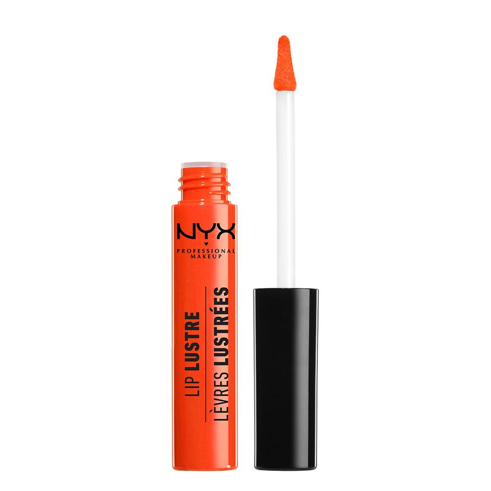 NYX PROFESSIONAL MAKEUP Lip Lustre Glossy Lip Tint - Juicy Peach