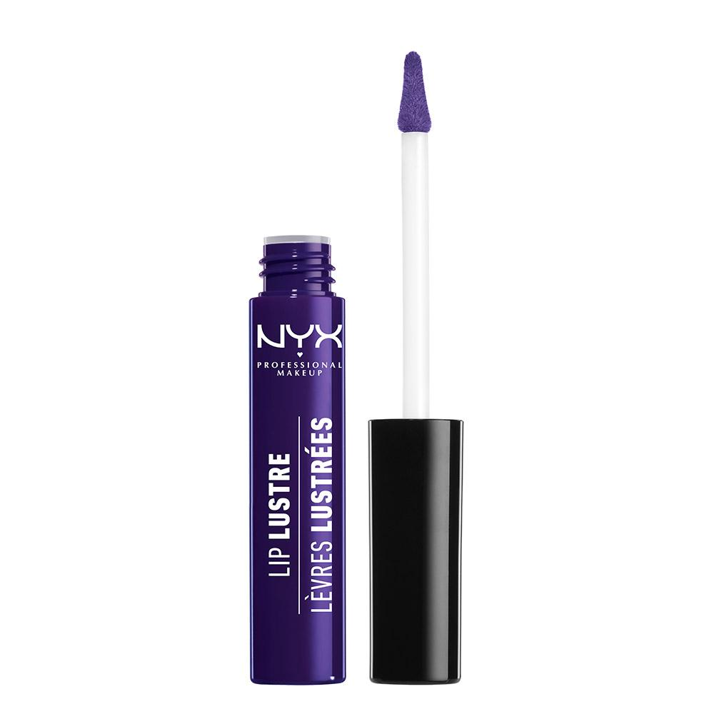 NYX PROFESSIONAL MAKEUP Lip Lustre Glossy Lip Tint - Dark Magic