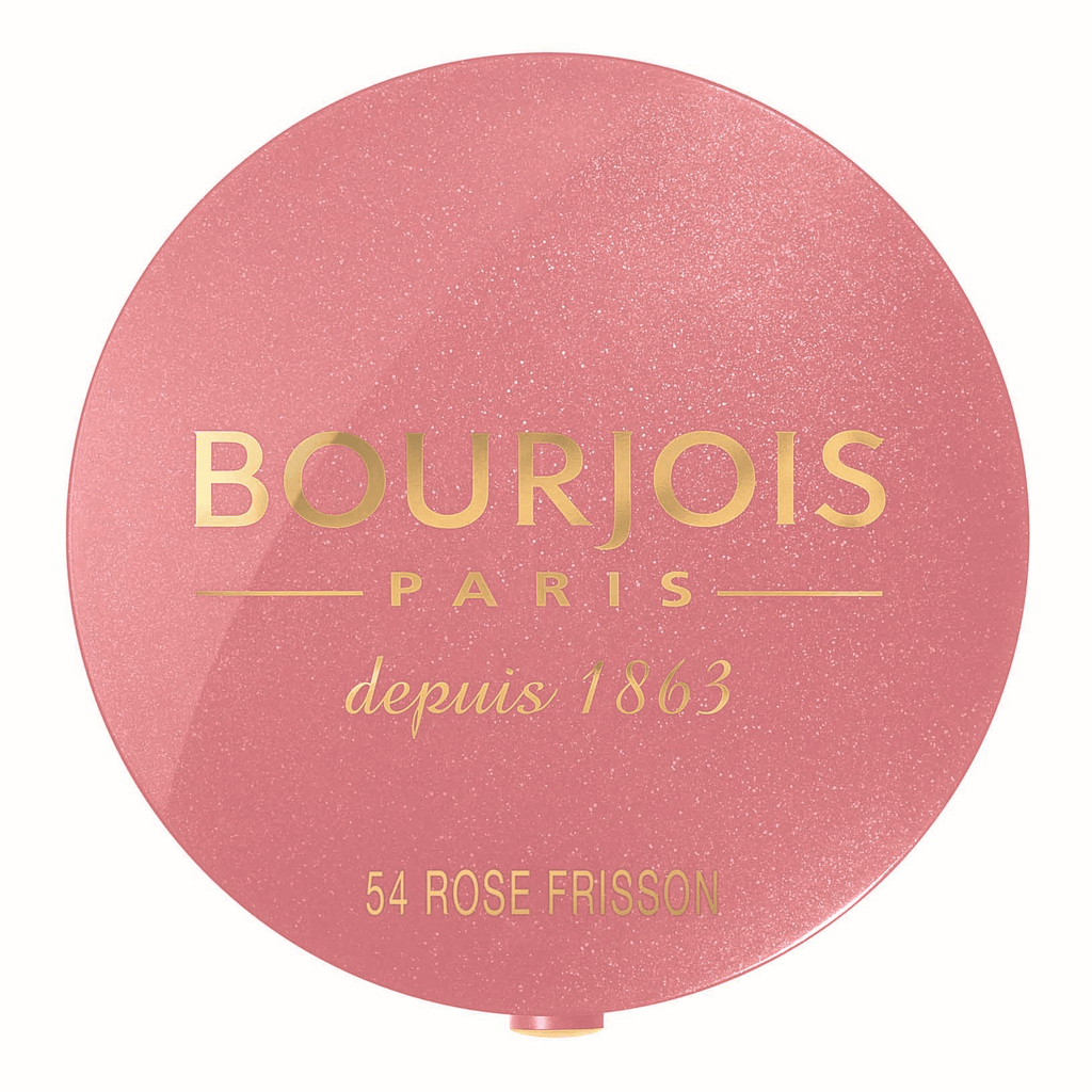 BOURJOIS Round Pot Blush - Rose Frisson #54