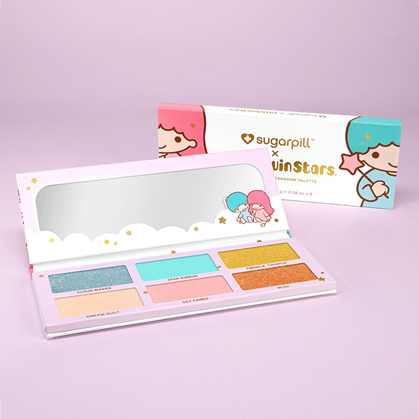 SUGARPILL Little Twin Stars Eyeshadow Palette - Limited Edition