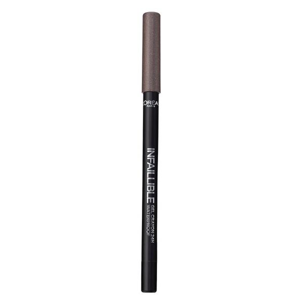 L'OREAL Infallible Gel Crayon Eyeliner - Taupe Of World #04