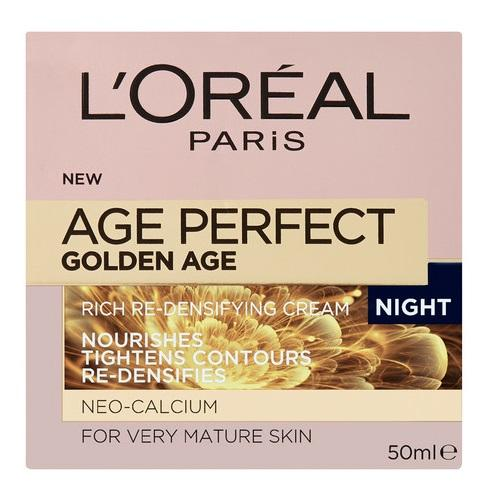 L'OREAL Age Perfect Golden Age Re-Densifying Night Cream