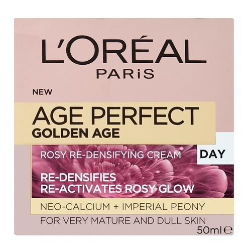 L'OREAL Age Perfect Golden Age Rosy Re-Densifying Day Cream