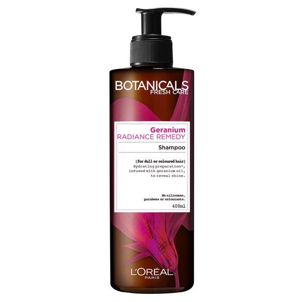 L'OREAL Botanicals Colour Remedy Geranium Shampoo (400 ml)