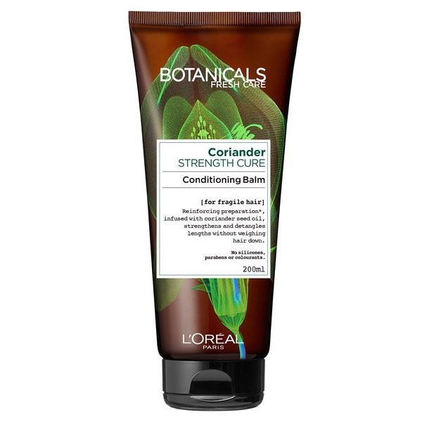 L'OREAL Botanicals Strength Cure Corriander Conditioner (200 ml)