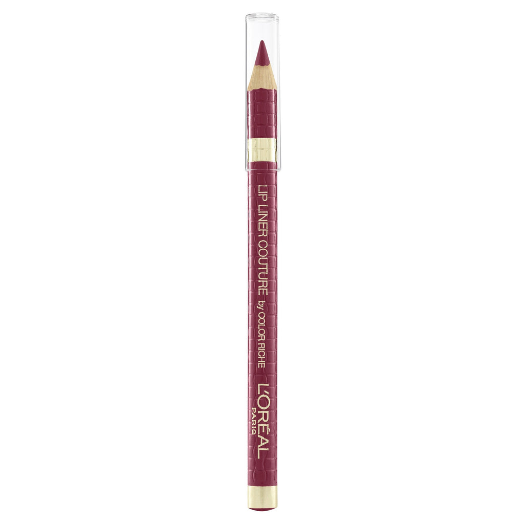 L'OREAL Colour Riche Lip Liner - Berry Blush #258