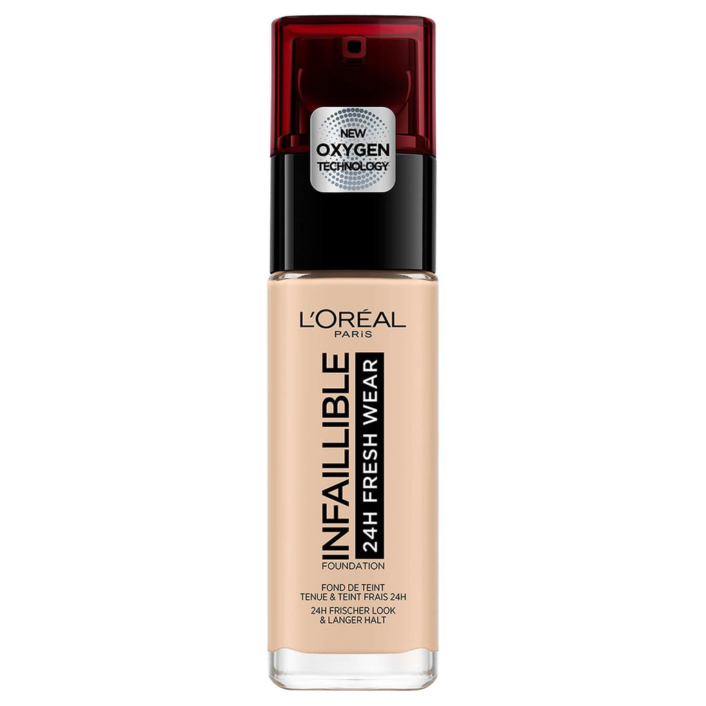 L'OREAL Infallible 24hr Freshwear Liquid Foundation - Ivory #20