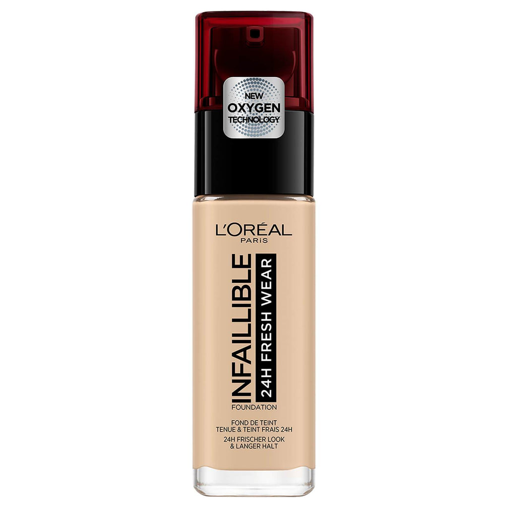 L'OREAL Infallible 24hr Freshwear Liquid Foundation - True Beige #130