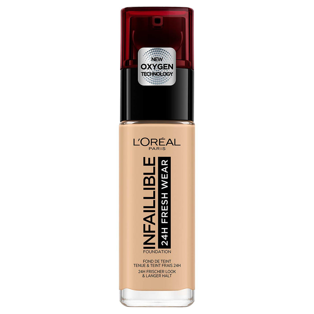 L'OREAL Infallible 24hr Freshwear Liquid Foundation - Vanilla #120