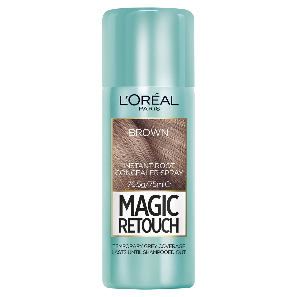 L'OREAL Magic Retouch Root Concealer Spray - Brown #03