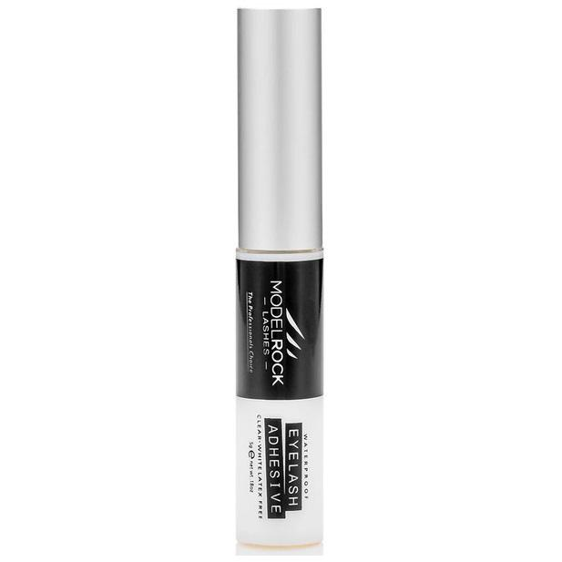 MODELROCK Latex-Free Lash Adhesive with Applicator - Clear