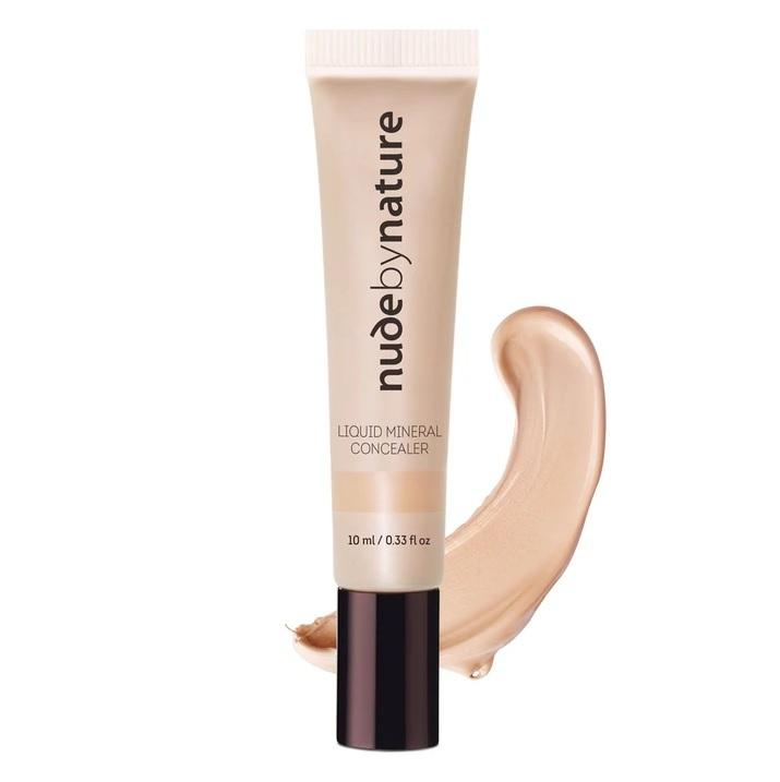 NUDE BY NATURE Liquid Mineral Concealer - Light