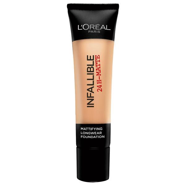 L'OREAL Infallible Matte Foundation - Golden Beige #24