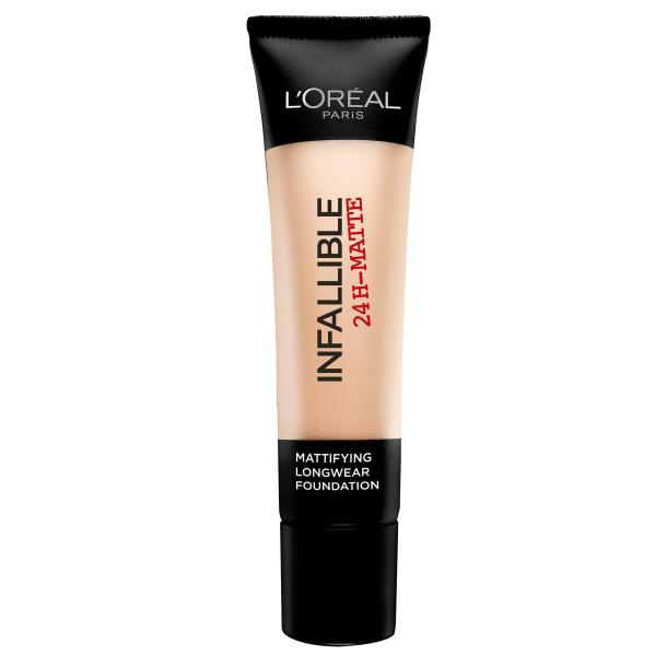 L'OREAL Infallible Matte Foundation - Sand #20