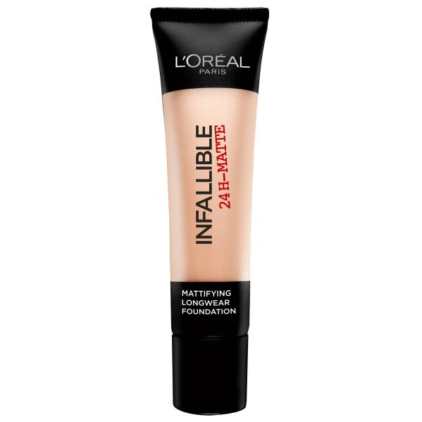 L'OREAL Infallible Matte Foundation - Vanilla #11