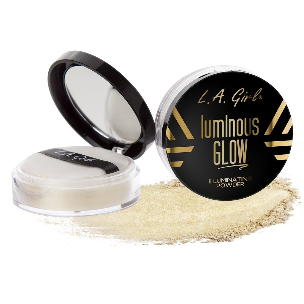 LA GIRL Luminous Glow Illuminating Powder - 24K #694