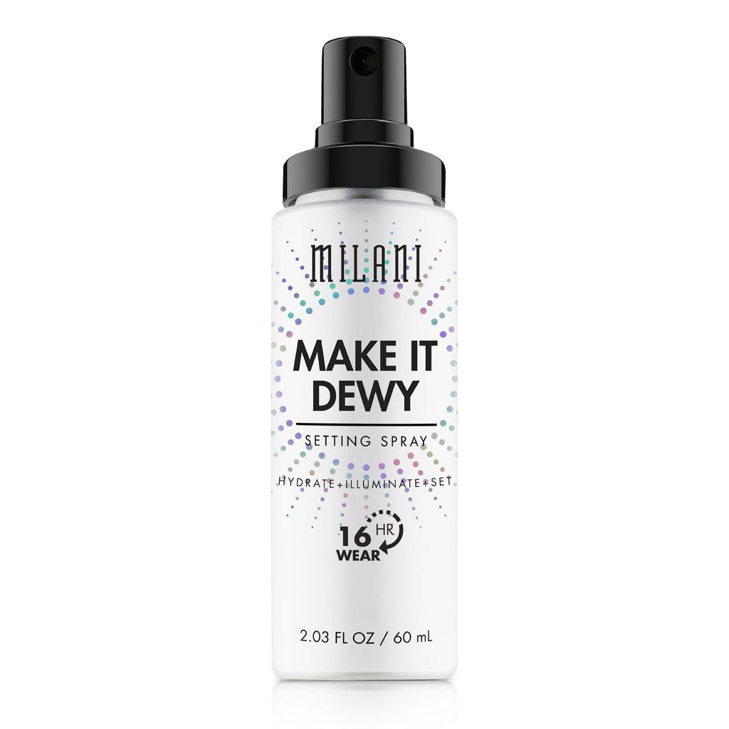 MILANI Make It Dewy Setting Spray Hydrate + Illuminate + Set