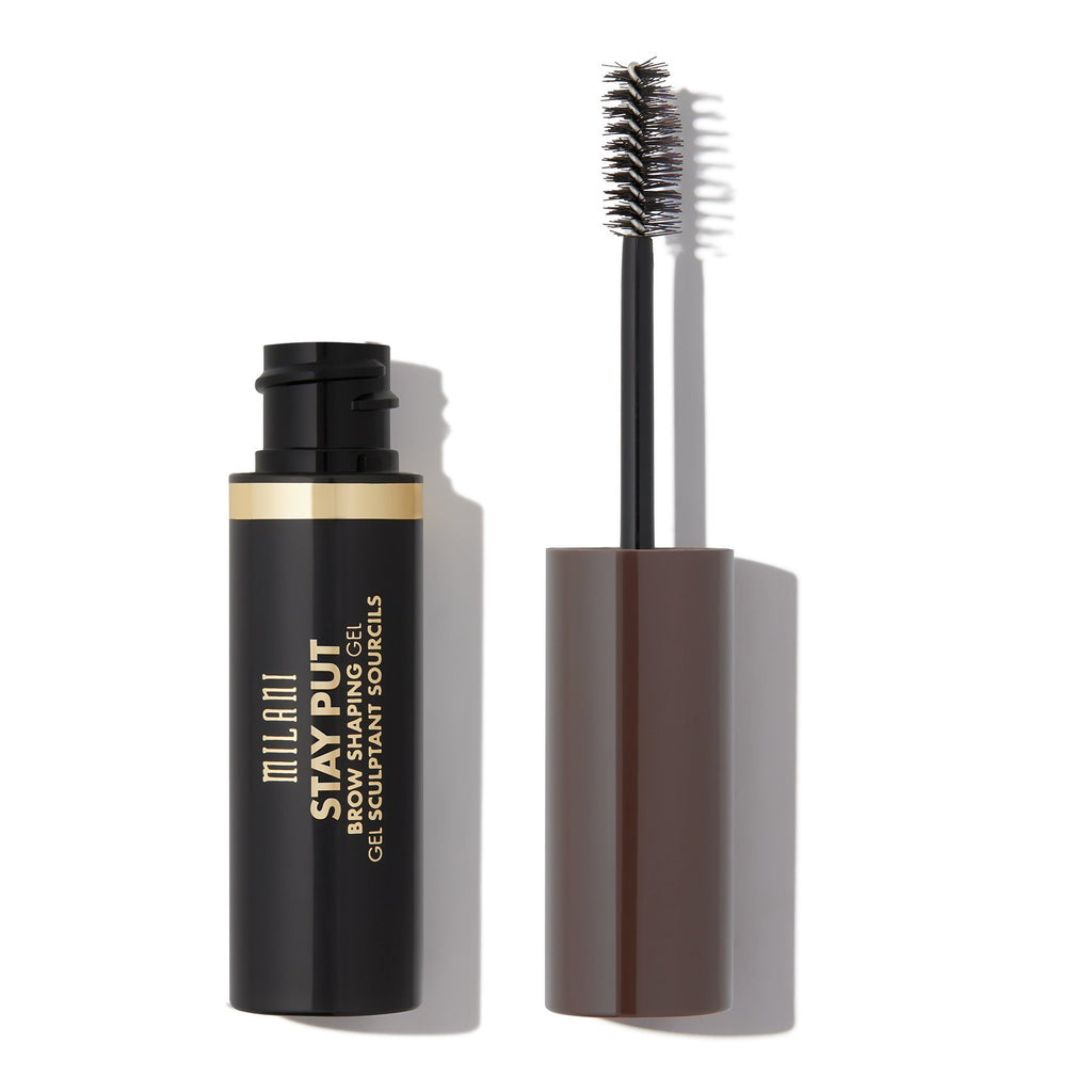 MILANI Stay Put Brow Shaping Gel - Medium Brown #03