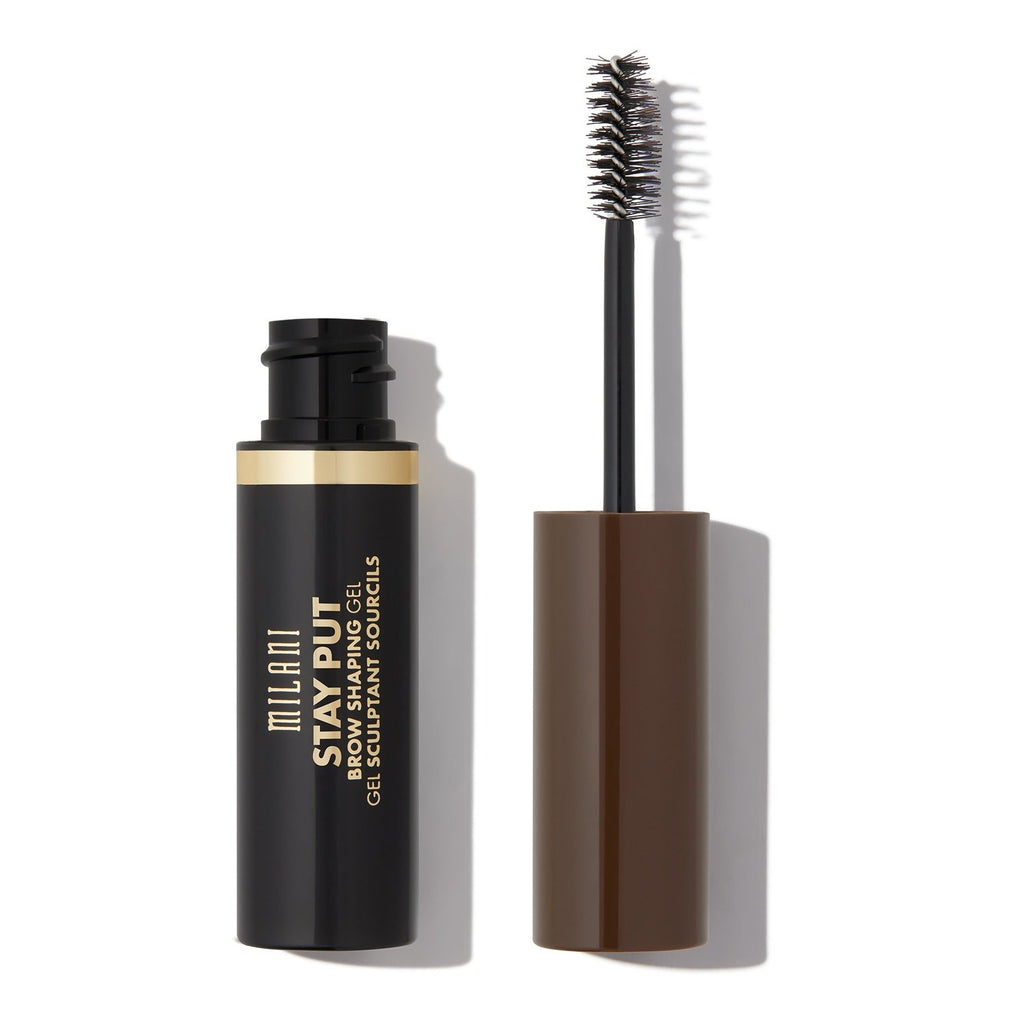 MILANI Stay Put Brow Shaping Gel - Brunette #04