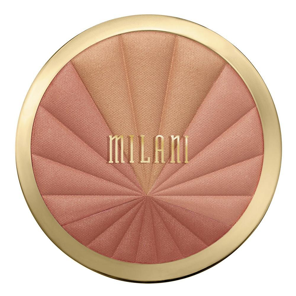 MILANI Colour Harmony Blush Palette - Bronze Burst