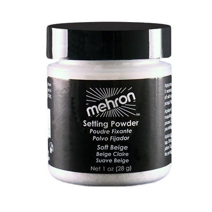 MEHRON UltraFine Setting Powder - Soft Beige