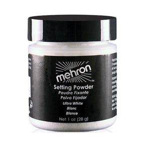 MEHRON UltraFine Setting Powder - Ultra White
