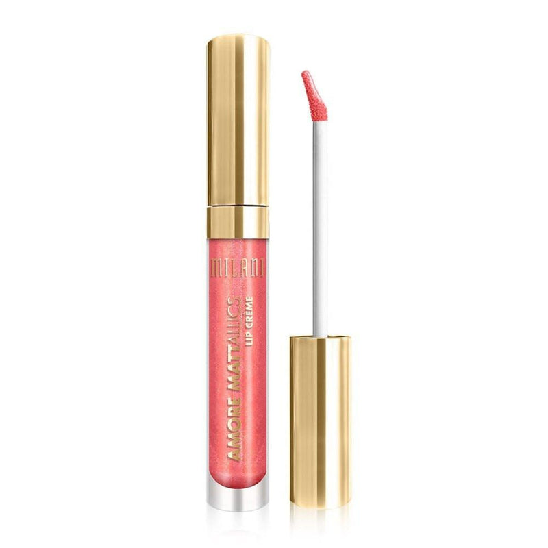MILANI Amore Metallics Lip Creme - Matte About You #03