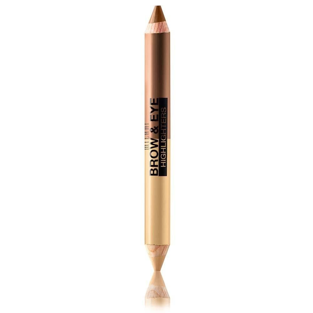 MILANI Brow & Eye Highlighters - Vanilla / Natural Taupe