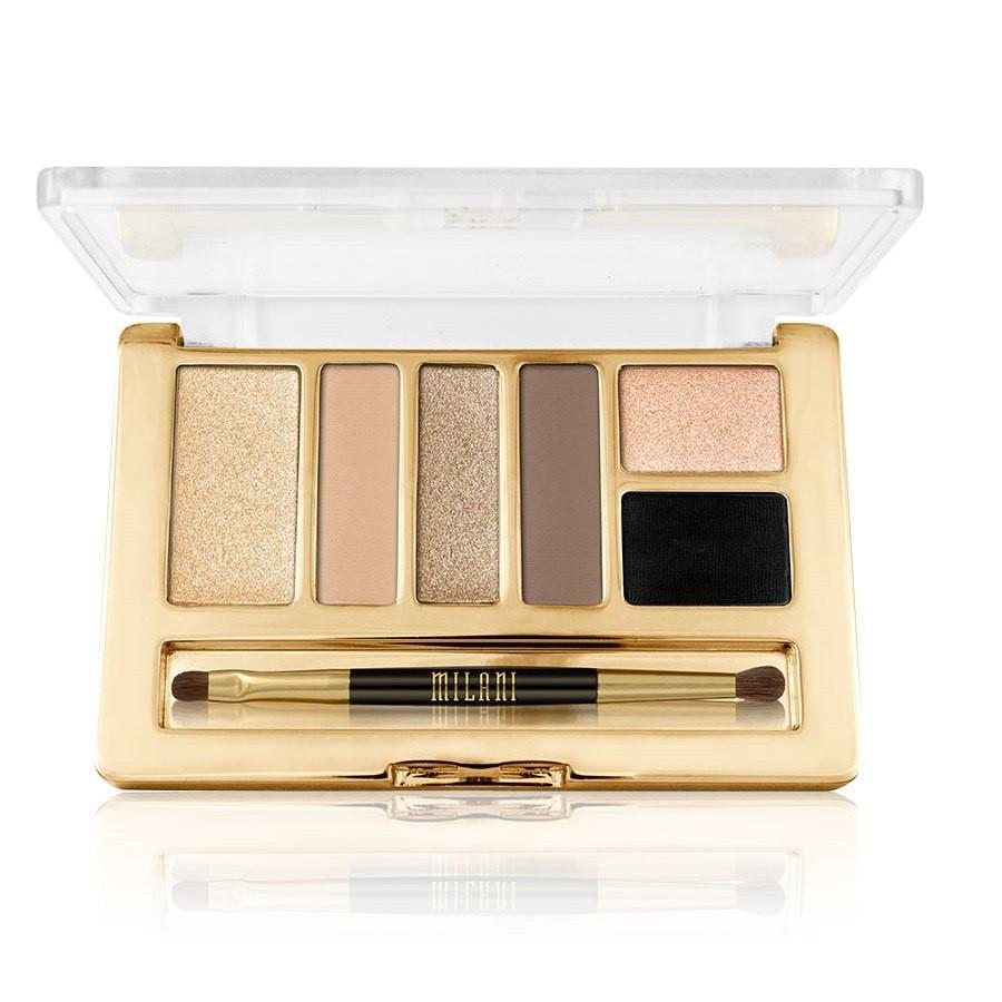 MILANI Everyday Eyes Powder Eyeshadow Collection - Must Have Naturals