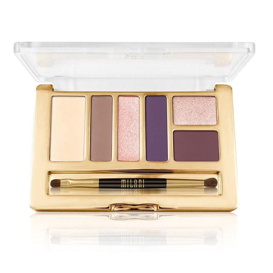 MILANI Everyday Eyes Powder Eyeshadow Collection - Plum Basics