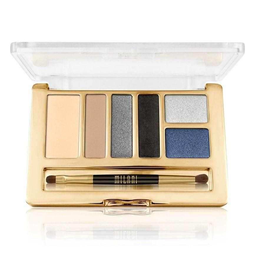 MILANI Everyday Eyes Powder Eyeshadow Collection - Smoky Essentials