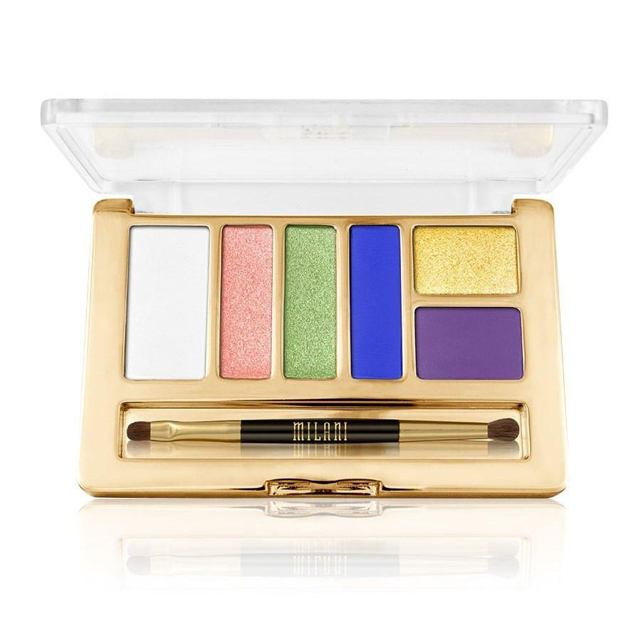 MILANI Everyday Eyes Powder Eyeshadow Collection - Vital Brights