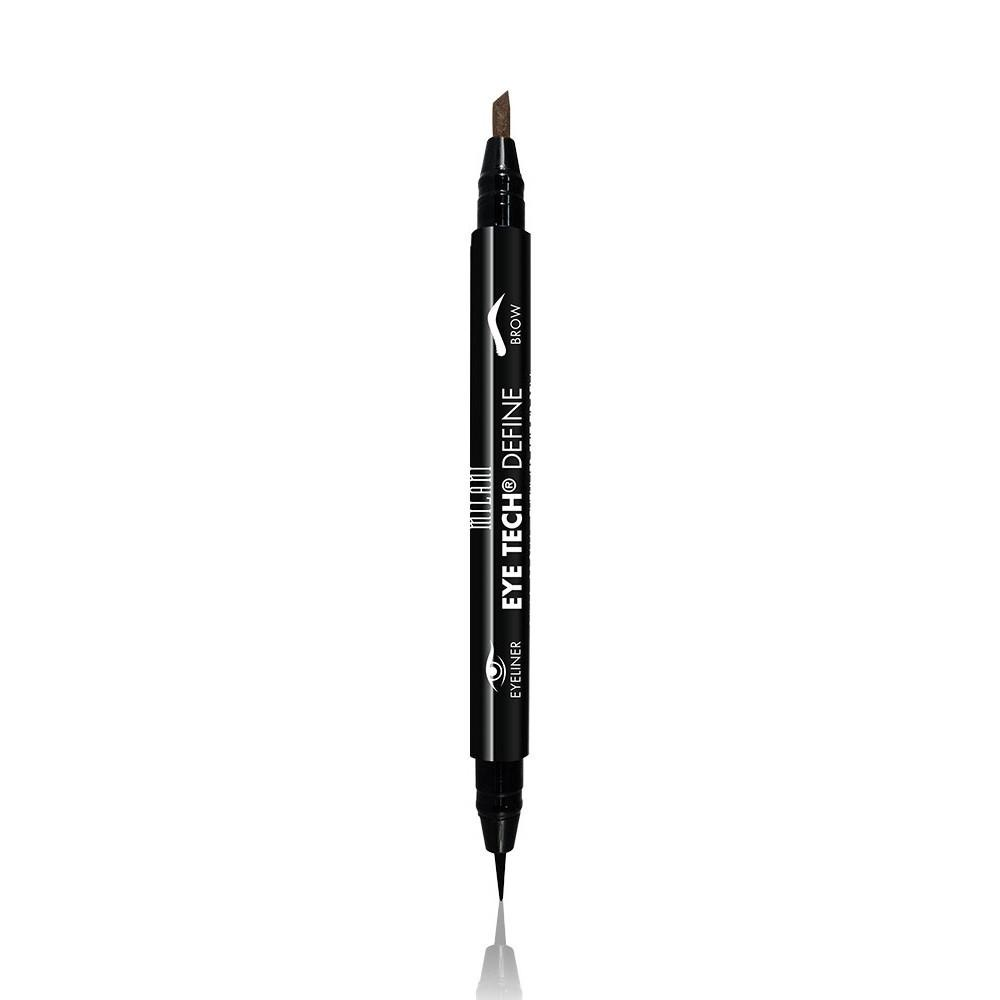 MILANI Eye Tech Define 2-in-1 Brow and Eyeliner Felt-Tip Pen