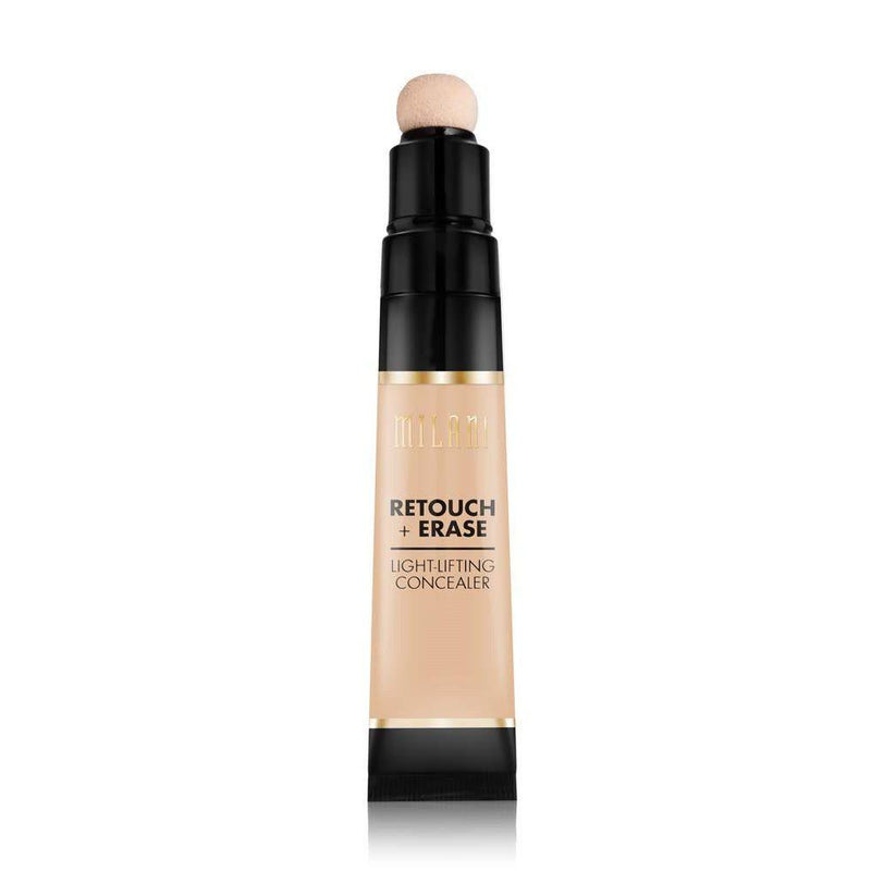 MILANI Retouch + Erase Light-Lifting Concealer - Light #02