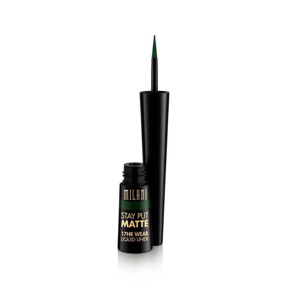 MILANI Stay Put Matte 17Hr Wear Liquid Eyeliner - Black Matte
