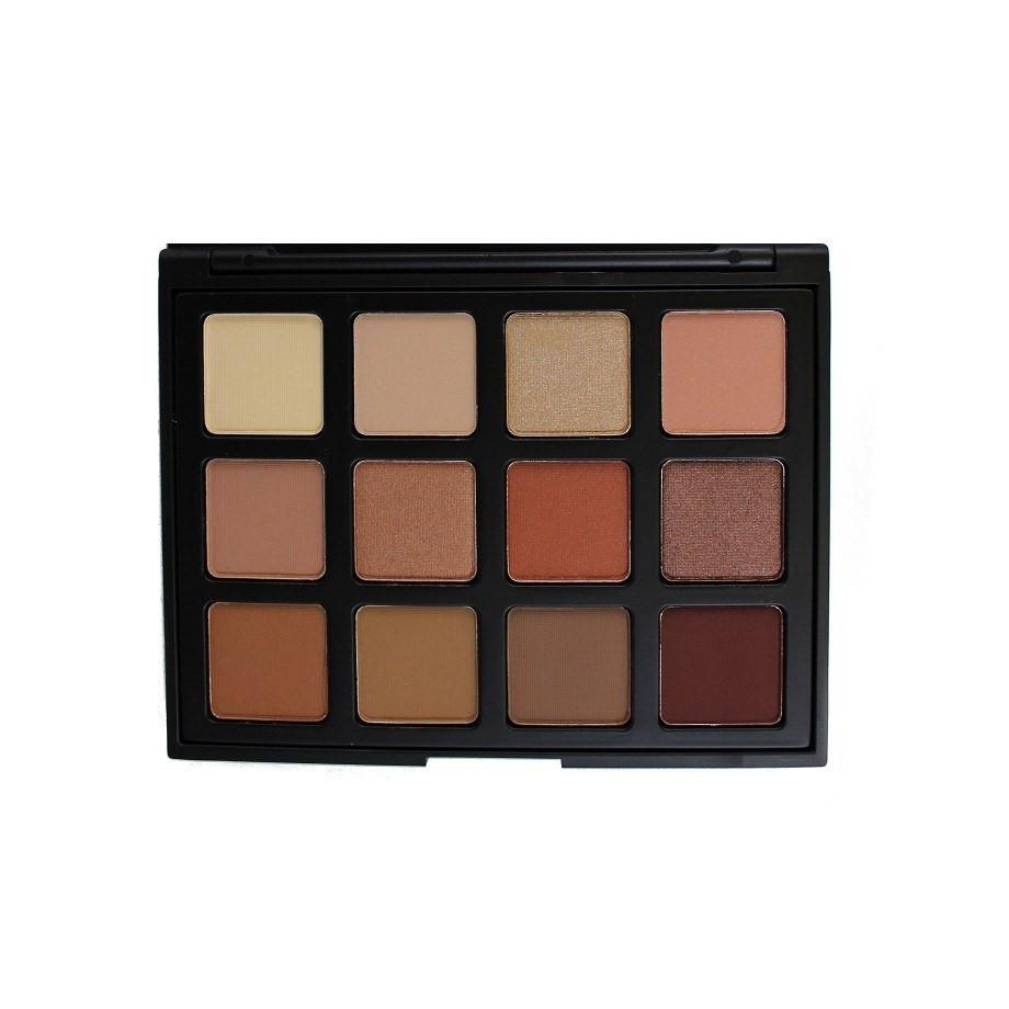 MORPHE 12NB - Natural Beauty Palette - Pick me up Collection