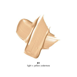 MILANI Conceal + Perfect 2-in-1 Foundation + Concealer - Creamy Vanilla #01