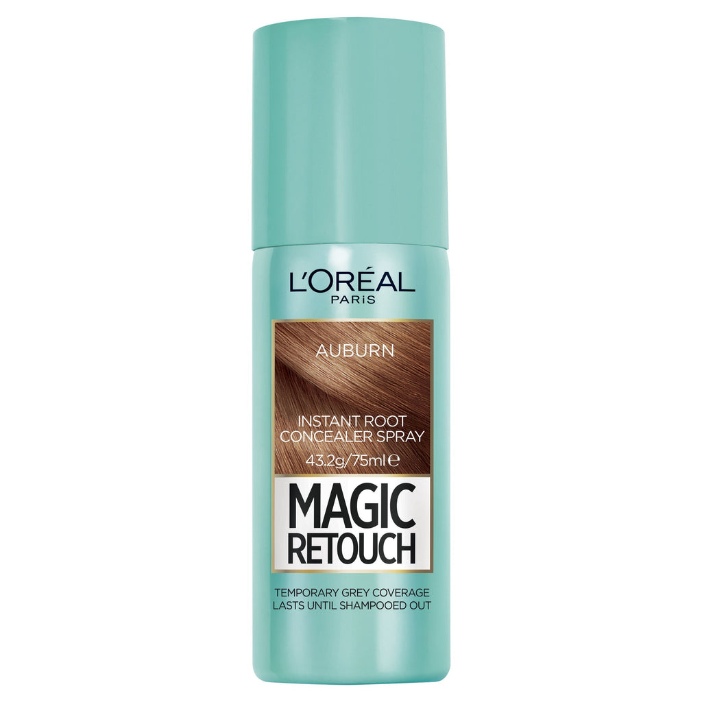 L'OREAL Magic Retouch Root Concealer Spray - Auburn