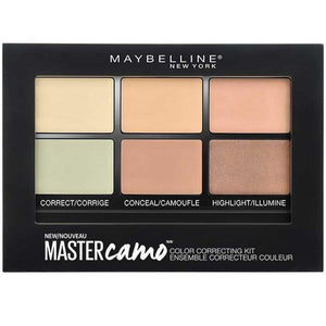 MAYBELLINE Face Studio Master Camo Colour Correcting Kit - Light