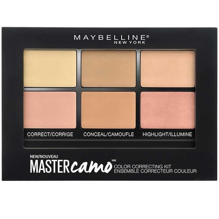 MAYBELLINE Face Studio Master Camo Colour Correcting Kit - Medium
