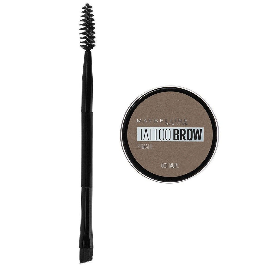 MAYBELLINE Tattoo Brow Pomade Pot - Taupe #01