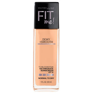 MAYBELLINE Fit Me Dewy + Smooth Foundation - Natural Beige #220