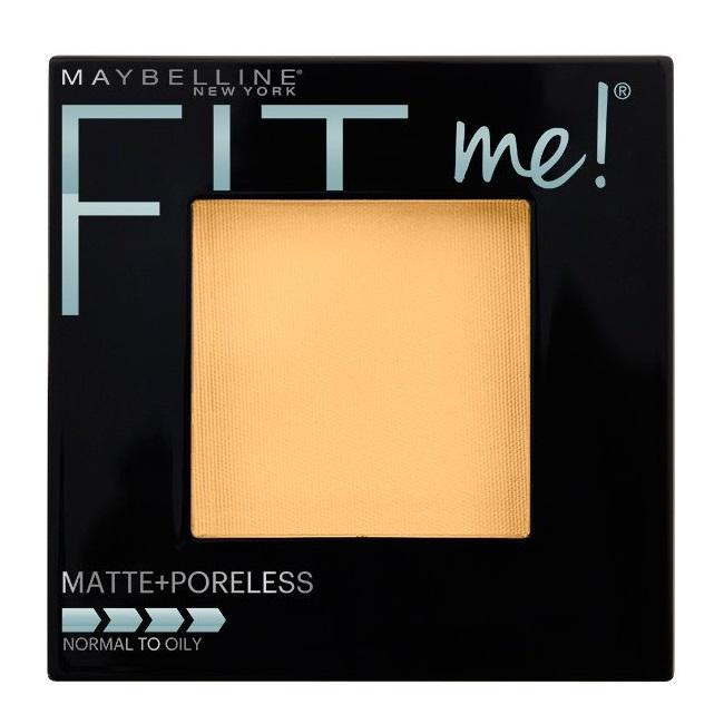 MAYBELLINE Fit Me Matte + Poreless Powder - Classic Ivory #120