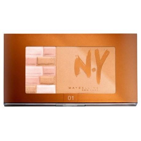NYX PROFESSIONAL MAKEUP Avant Pop Shadow Palette - Nouveau Chic