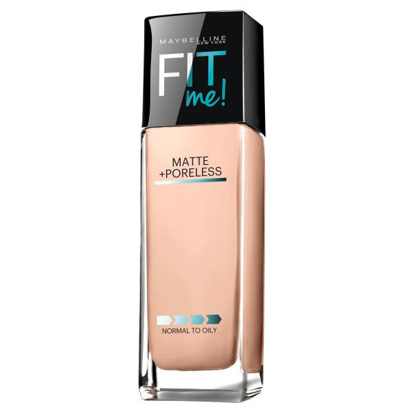MAYBELLINE Fit Me Matte + Poreless Foundation - Ivory #115