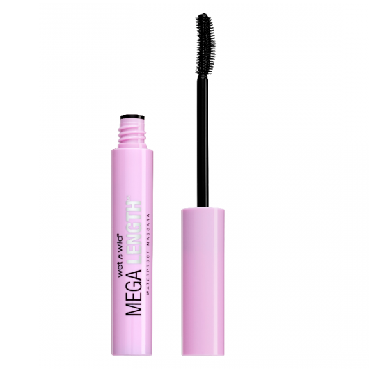 WET N WILD Mega Length Waterproof Mascara - Very Black