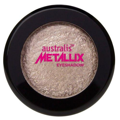 AUSTRALIS Metallix EyeShadow - Guns and Rose Petals