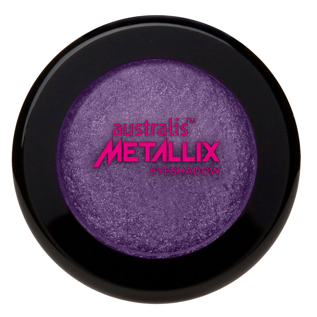 AUSTRALIS Metallix EyeShadow - Salt And Purple