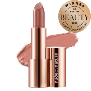 NUDE BY NATURE Moisture Shine Lipstick - Nude #02